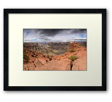 Guano Point Framed Print