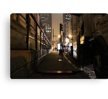 Boston. Canvas Print