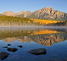 Patricia Lake, Jasper National Park, Canada by avresa