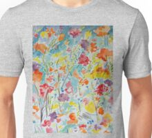 Abstract Field Unisex T-Shirt