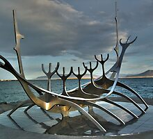 the sun voyager by gruntpig