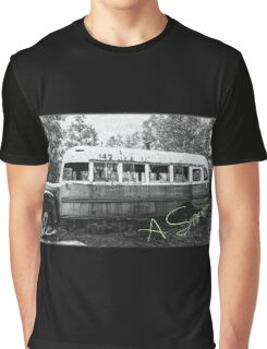 Magic bus Graphic T-Shirt