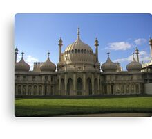 The Royal Pavilion, Brighton, Sussex, England Canvas Print