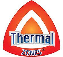 Thermal Zones Photographic Print