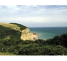 Robert's Glen, Hastings, England Photographic Print