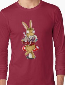 The March Hare Long Sleeve T-Shirt