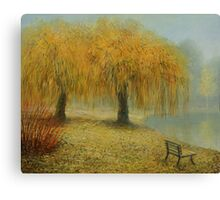 Only Two of Us Canvas Print