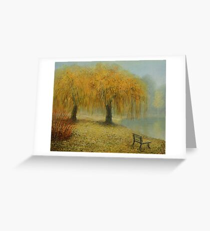 Only Two of Us Greeting Card
