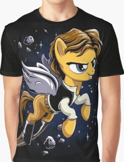 My Rebel Pony Graphic T-Shirt