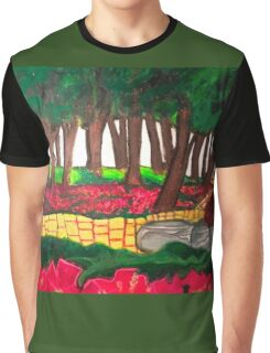 THE YELLOW BRICK ROAD Graphic T-Shirt