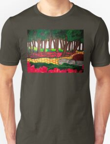 THE YELLOW BRICK ROAD Unisex T-Shirt