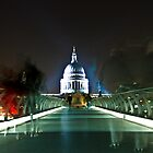 St Pauls Cathedral Ghosts, photograph by Will Corder by Will Corder | Photography