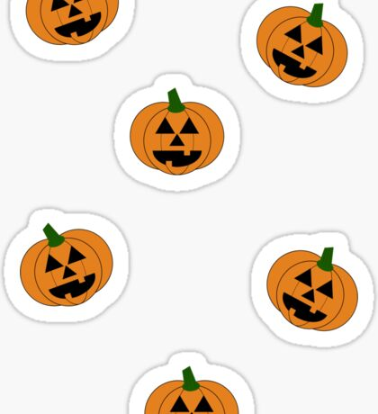 Jack O' Lanterns Sticker