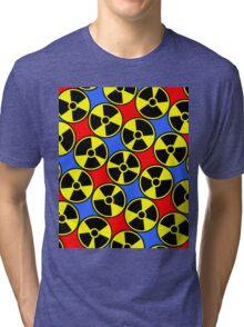 HAZARDOUS-2 Tri-blend T-Shirt