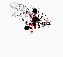 T-Rex (Red and Black) Unisex T-Shirt