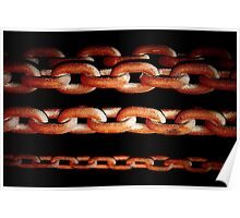 Rusting Chains Poster