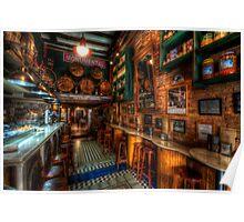 Bodega Monumental Tapes Bar Poster