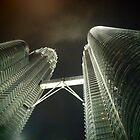 Petronas Towers by Jclokey