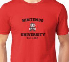 Nintendo University (Mario) Unisex T-Shirt