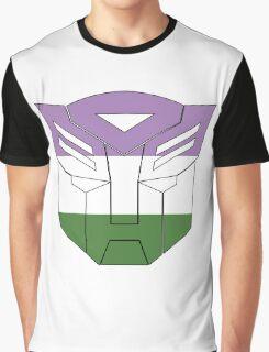 Autobot Pride [Genderqueer] Graphic T-Shirt
