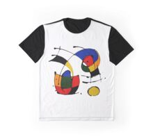 Joan Miró Graphic T-Shirt