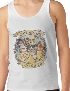 Cats Against Cat Calls Tank Top