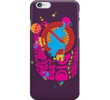 Archaeologist Don't Dig Dinosaurs iPhone Case/Skin