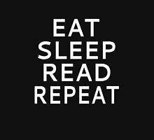 Eat Sleep Read Repeat Unisex T-Shirt