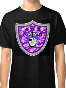 Raiders Black Classic T-Shirt