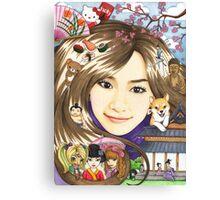 Japanese Culture Canvas Print