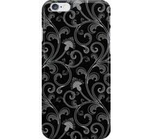 Black and White II iPhone Case/Skin