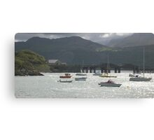 BARMOUTH BAY Canvas Print