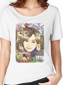 Japanese Culture Women's Relaxed Fit T-Shirt