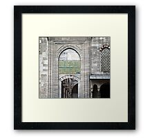 Blue Mosque, Istanbul Framed Print