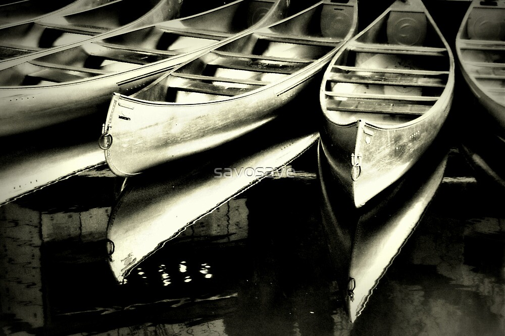 Silver boats by savosave