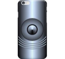 blue steel tec 06 iPhone Case/Skin
