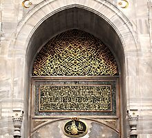 Topkapi Palace, Istanbul by Raftman