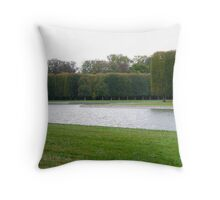 Geometries in Versailles Throw Pillow