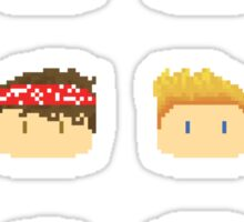 Pixel 5 Seconds of Summer - Repeating Version Sticker