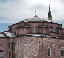 Little Hagia Sophia, Istanbul by Raftman