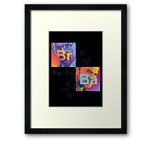 Study of Change Framed Print