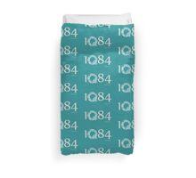1q84 Duvet Cover