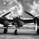 P-38 Lightning by Ian Merton