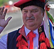 Krakowiaczek ci ja ! Don Mariano ! Hallo from Cracovia ! Featured in Hat Heads! by © Andrzej Goszcz,M.D. Ph.D