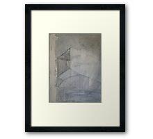 Drift Framed Print