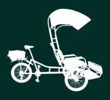 Rickshaw White by MangaKid