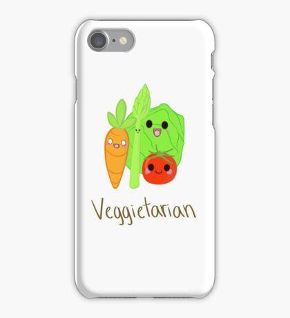 Veggietarian, Apple case iPhone Case/Skin