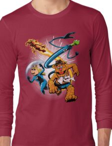 The Muptastic Four Long Sleeve T-Shirt