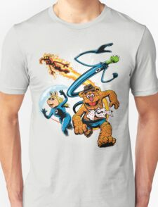 The Muptastic Four Unisex T-Shirt