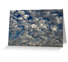 A Chance Of Clouds Greeting Card
